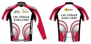 URC Radsport Stöger Ebbs - Trikot
