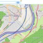 GPSies.com erstellen eines Tracks