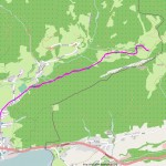 Strecke Ottenalmrennen 2012